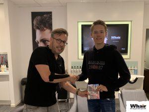 Max en Mathijs Winnaars van de Whair Fifa 19 Competitie..!