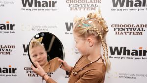 Chocolate your hair by Whair Kappers