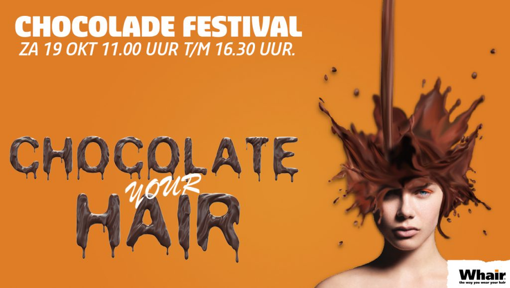 Chocolate your hair