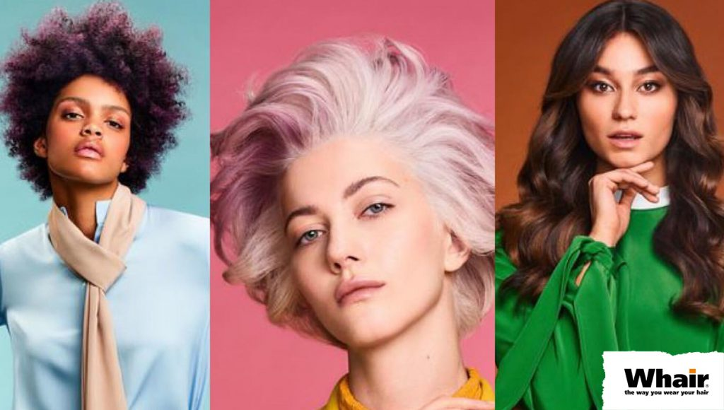 Whair Trend report essential looks 2020