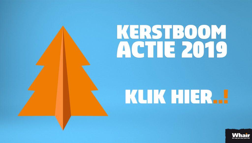 Maak kans op ,mooie prijzen met de whair kappers kerstboom actie Hattem stadshagen Zwolle