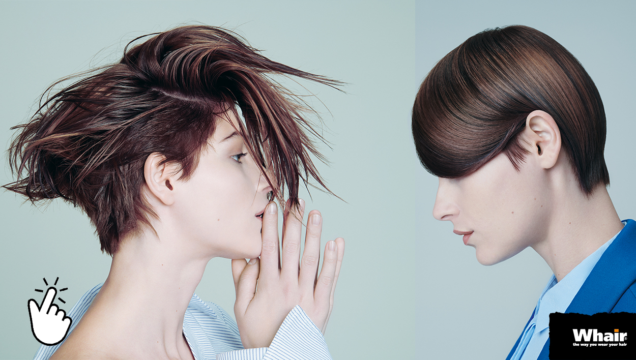 Whair Kappers Trend Report Essential Looks 2020 - 2021