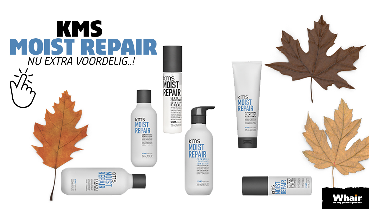 kms moist repair actie