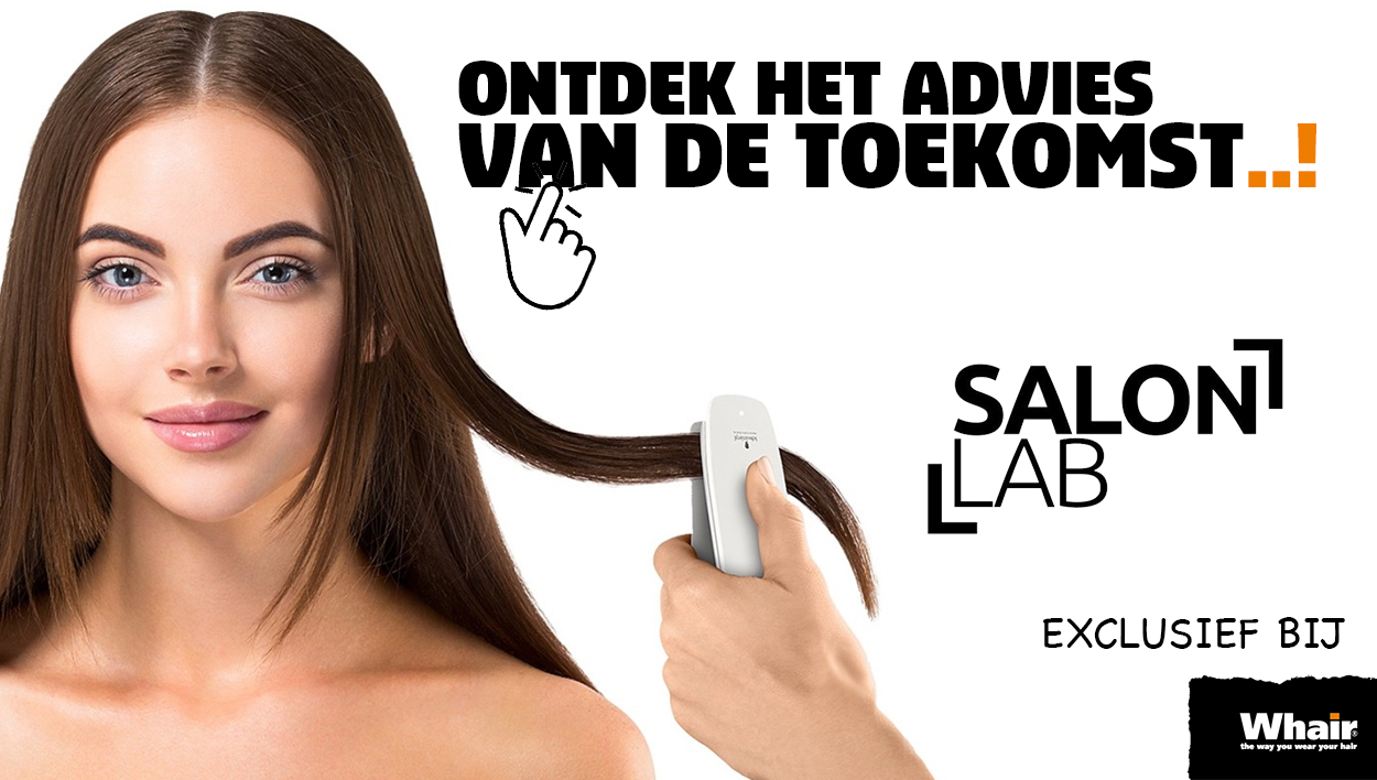 nieuwe bij whair kappers de salon smart analyzer